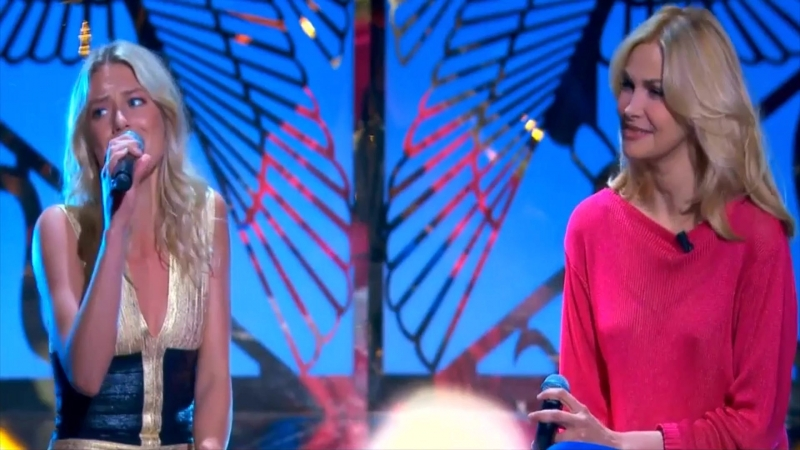 Helena Noguerra et Aurore Delplace - Le Tourbillon (Live At Show Folie Passagère, 18.05.2016)