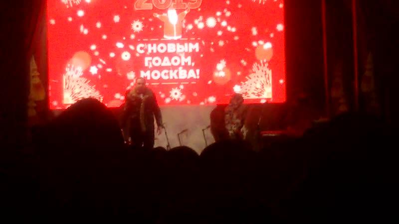 Концерт Полины Гагариной в парке Южное Бутово Часть 1