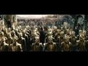 Эльфы в Дейле Король Трандуил дает людям припасы HD