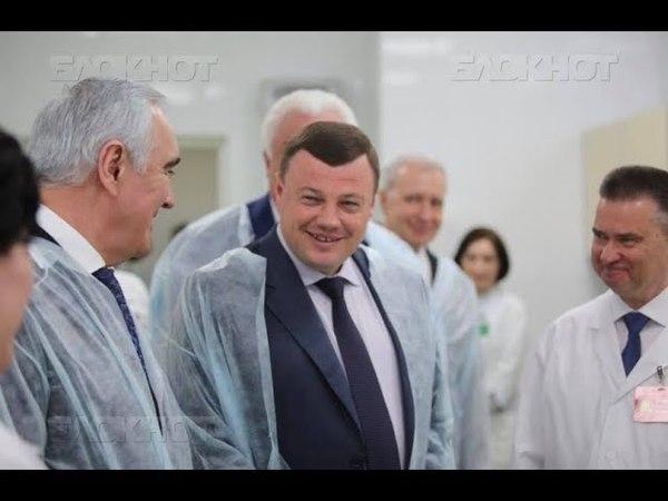 Ингушетия Заместитель полпреда Президента в ЦФО Мурат Зязиков оценил перинатальный центр г Тамбов