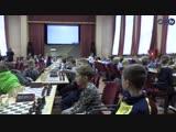 В Колпинском районе прошел традиционный турнир по шахматам «Юные надежды»