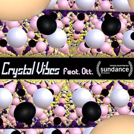Crystal Vibes feat. Ott - Harwell Dekatron: 4K 3D 360-degree VR Version