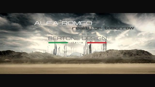 Alfa Romeo Pandion advertising