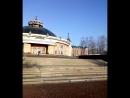 прогулка по парку имени Гагарина Ю. А