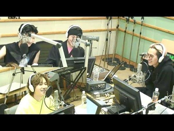 180424 위너 키스더라디오 Kiss the radio with WINNER