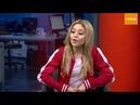 Karol Sevilla Entrevista para Infobae 'El último día de grabación de SL me desperté llorando'