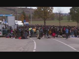 Kronen Zeitung: 20 тысяч вооруженных мигрантов готовят прорыв в ЕС