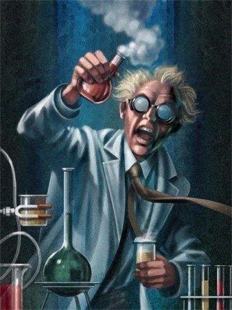 9 самых безумных ученых