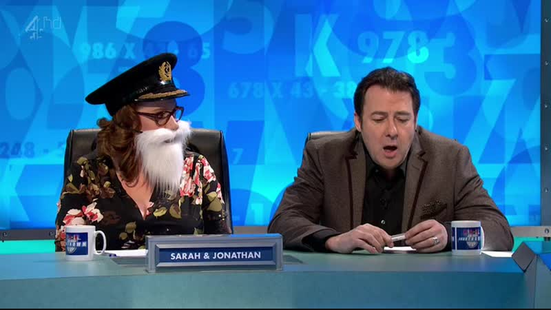 8 out of 10 Cats does Countdown S06E06 (13.02.2015)