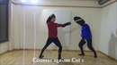 Broadsword Targe - Lesson 9: Forearm Counters