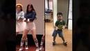 Bboom Bboom Dance showdown by Nancy of Momoland and a Filipino Kid..