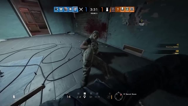 Sledge is an Absolute Unit