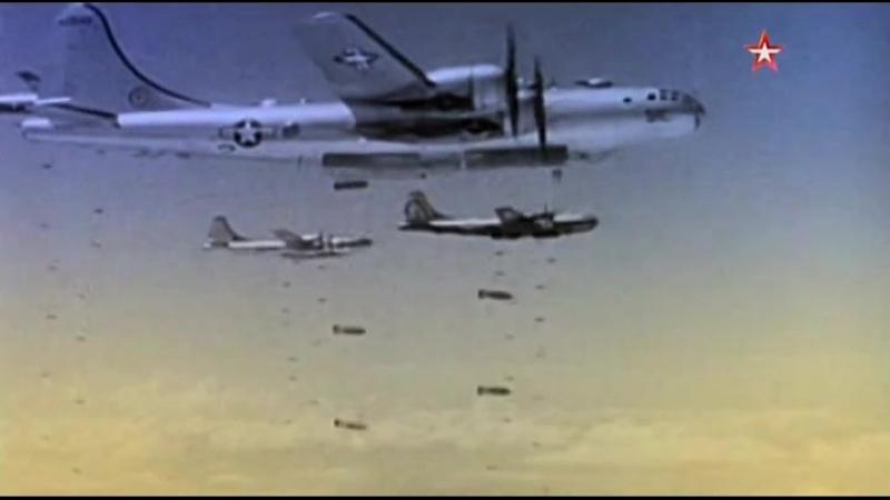 Битва за небо 4-серия Ответный ход ЛИВНЫ Документальное кино