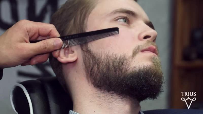 TRIUS Масло для ухода за бородой