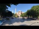 İstanbul Sultan Ahmet Meydanindan Tum dostlara selamlar Sevgiler Saygılar
