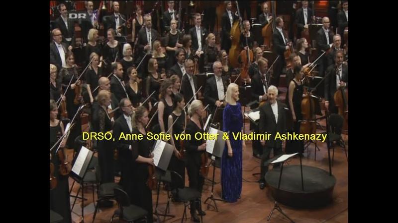 Gustav Mahler - Symphony nr. 3 i d-mol En sommermorgendrøm - DRSO - Vladimir Ashkenazy