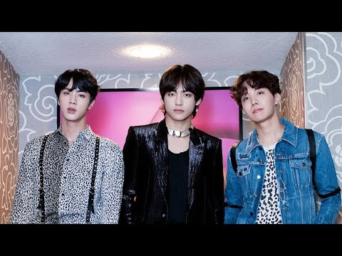 BTS X Dispatch exclusive BTS photos on the Billboard