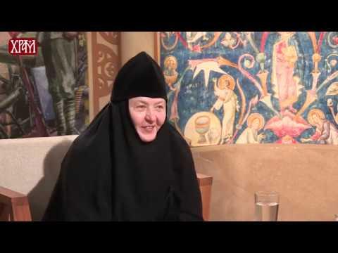 Интервью с монахиней Иулианией (Денисовой) Сербия, Белград 2018 год