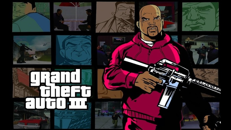 Grand Theft Auto III обзор от РокДжокера