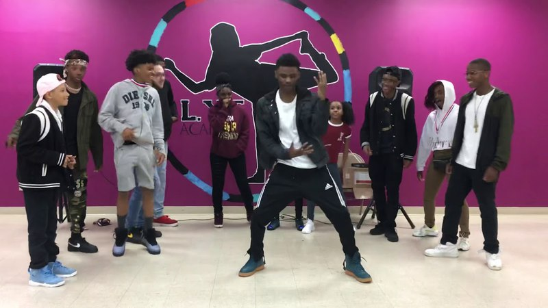 L.Y.E Academy | Freestyle Friday Session | Memphis Jookin