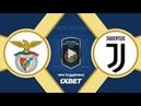 28 07 2018 Benfica 1 1 3 4 Juventus