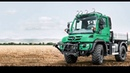 Mercedes Benz Unimog U 423 in operation as a tractor unit