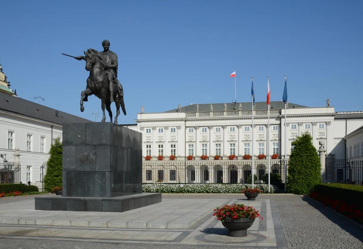 TMpnysVGmaM Варшава - столица Польши.