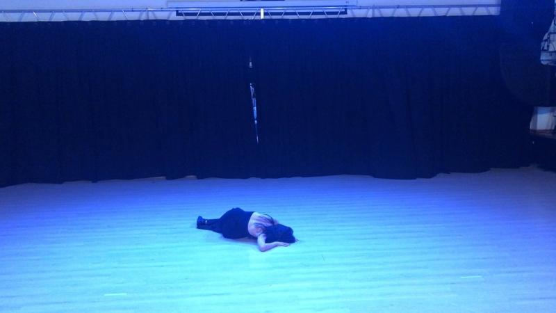 Narina Chopa Отчетник Just Dance 9 лет