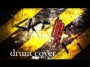 Skrillex - bangarang (drum cover)