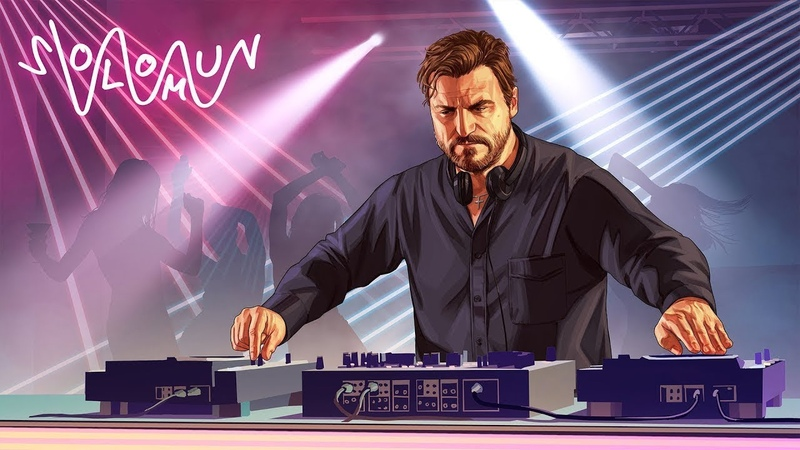 GTA Online: After Hours | Solomun | Full liveset [In-game capture]