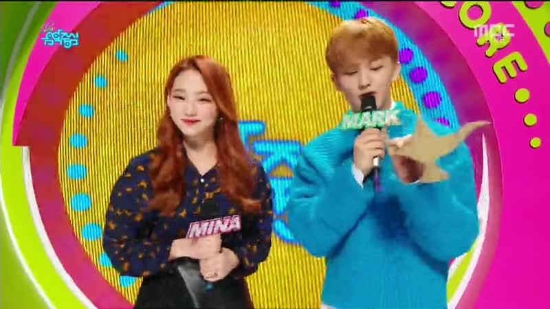 MBC 쇼! 음악중심 609회 (토) 2018-11-03 오후3시10분