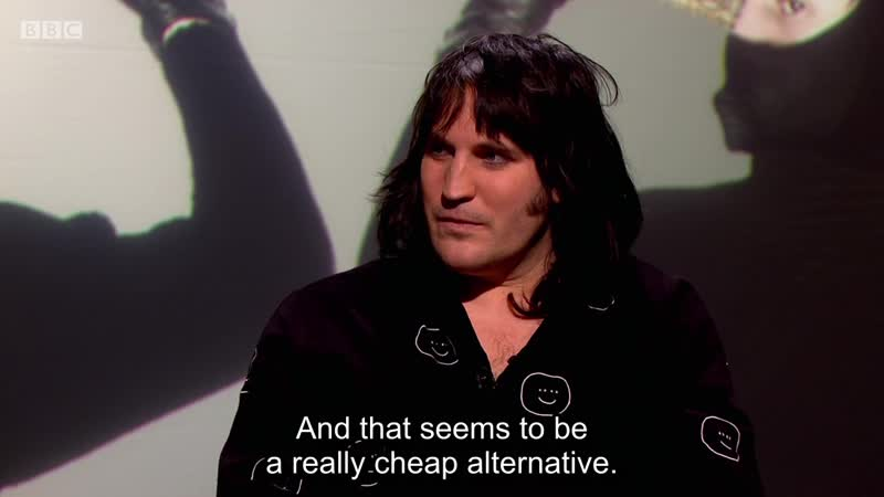 P Series Episode 6 Pictures XL (eng sub) (Noel Fielding, Hannah Gadsby, Joe Lycett)