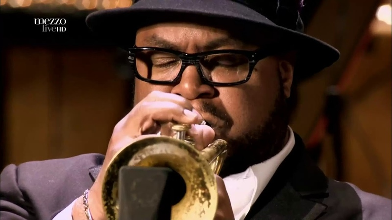 Nicholas Payton Quartet with the Symphony Basel Orchestra-Sketches of spain live