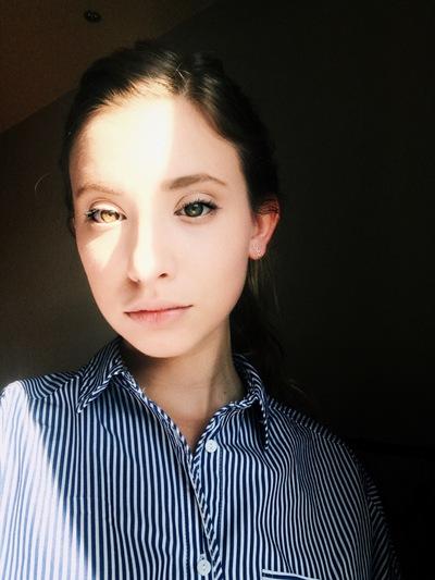 Мария Кустова