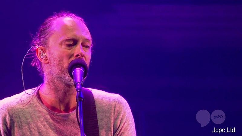 "Radiohead ""Karma Police"" Live Outside Festival San Francisco USA 2016 Full HD"