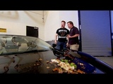 Sheamus takes Alberto Del Rio's luxury car for a spin Raw, August 6, 2012