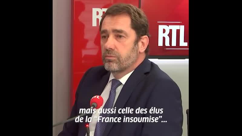 💥Castaner protéger les français tout simplement ça serait mieux