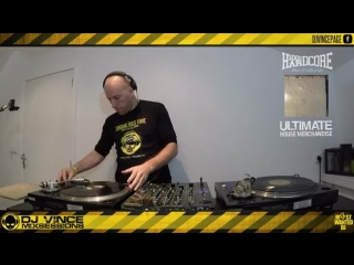 DJ Vince Mixsessions Uptempo & Early Hardcore 10.09.2018