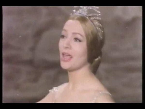 Anda chiquilla Сара Монтьель к ф Моё посленее танго xvid
