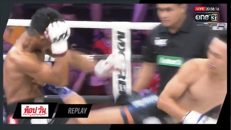 Тайланд vs. Китай: дерьмо-с-разворота. MX MUAY XTREME.