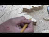 Резьба по дереву . woodcarving. серия 1