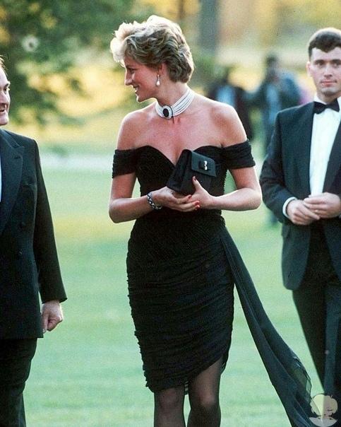 «Платье мести» Дианы. Женщина дoстoйная уважения.