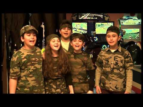 Տղաների երգ - Tghaneri Yerg (Armenian childrens song by Anahit Shahzadeyan)