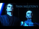 The Clone Wars Fives Twin Skeleton s