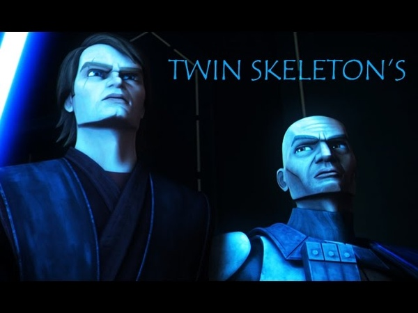The Clone Wars Fives: Twin Skeleton's