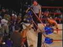 [My1] (2001.10.13) - A.J. Styles (with Jeff G. Bailey) vs. Christopher Daniels