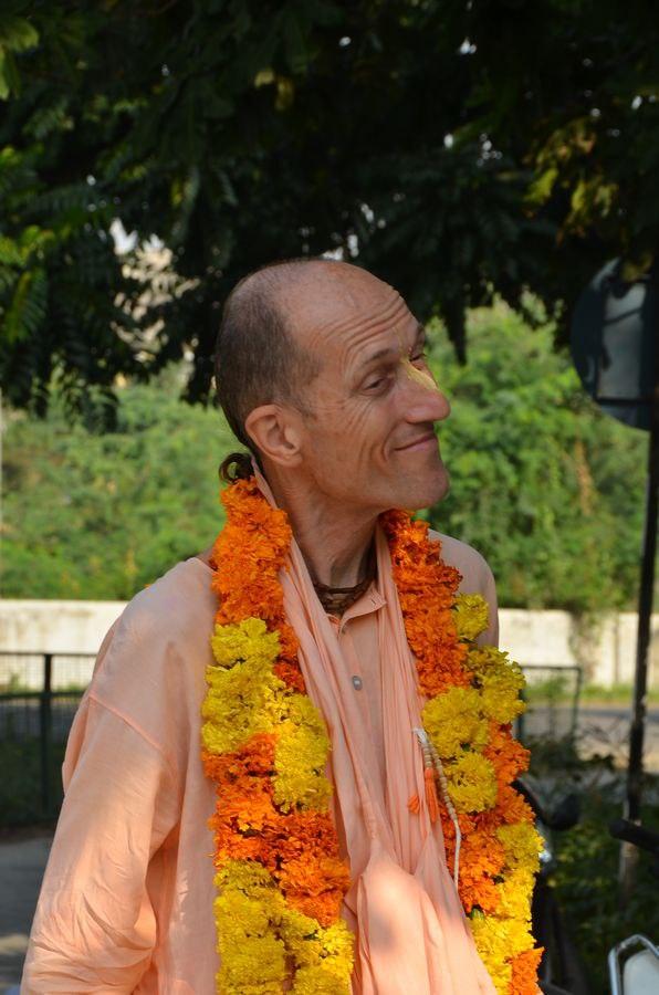 Вопрос: Пожалуйста, расскажите интересную историю о том, как вы совершали паломничество по святым местам Индии.