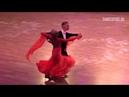 Ricards Steinfelds - Atile Zukaite LAT, Tango | WDSF European Championship Youth Standard