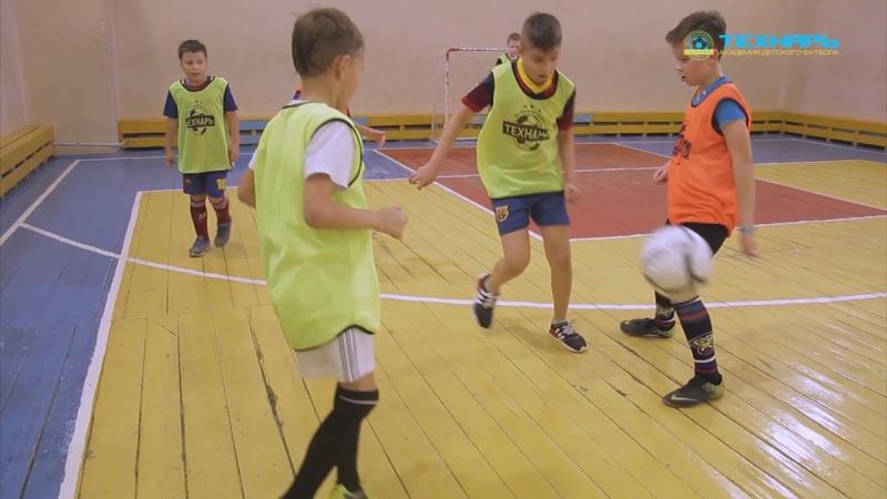 Детская футбольная школа «ТЕХНАРЬ» во Владимире проводит набор детей от 3 до 12 лет.