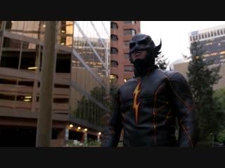 The flash - rival vs kid flash